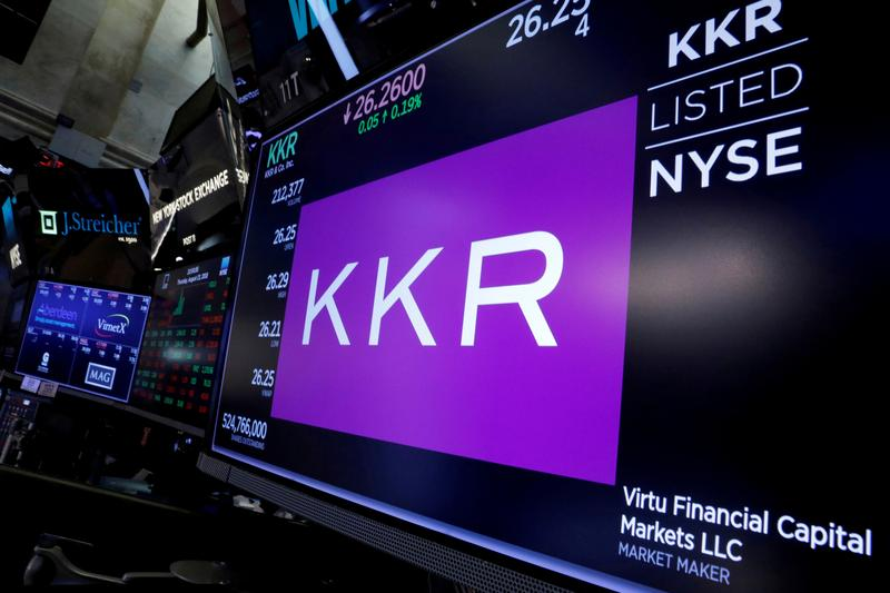 KKR earnings more than double on strong transaction fees, asset sales
